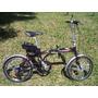 Bicicleta Elétrica E-totem Dobrável (tração 2x2)
