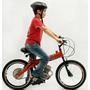 Bicicleta Motorizada Bikelete Mobilete Infantil