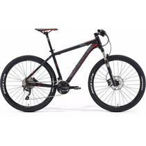 Bicicleta Merida 2015 Big Seven 500 Aro 27.5 Shimano Slx 30v