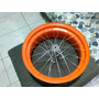 Roda Bike Chopper Aro 16 Cubo Simples - Ogro Bike