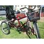 Bicicleta Triciclo De Luxo Aro 26 Cadeirinha Infantil Kalf
