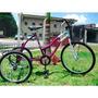 Bicicleta Triciclo Adulto Beach Aro 26