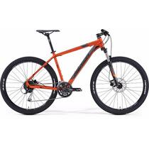 Bicicleta Merida 2015 Big Seven 100 Aro 27.5 Shimano Alivio