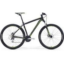 Bicicleta Merida 2016 Big Nine 20-md (preto, 17 )