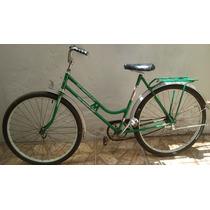 Bicicleta Feminina Monark M Senhora Aro 26