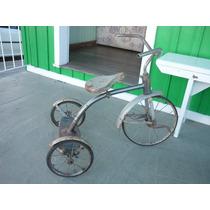 Velocípede Triciclo Antigo