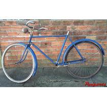 Bicicleta Antiga Marca Phoenix Aro 28