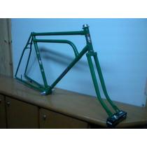 Bicicleta Antiga Quadro/garfo Odomo Adesivo Orig. Pronto