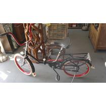 Bicicleta Antiga Monark Monareta 1980 Dobravél