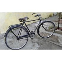 Bicicleta Antiga Humber 1950 Conservadíssima,100% Original