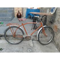 Bicicleta Antiga Monark 5 Estrelas Serie Homem Especial Rara