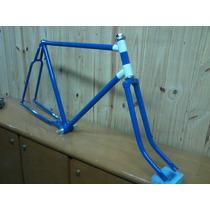 Bicicleta Antiga Göricke Quadro/garfo Pronto Para Montar.