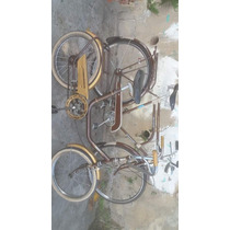 Bicicleta Antiga Monark Brasiliana 1964 Restaurada Muito Boa