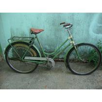 Rara Bicicleta Antiga Feminina Monark 1956 Toda Original