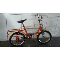 Bicicleta Antiga Manark Monareta Aro 14. Para Restaurar.