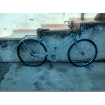 Bicicleta Antiga Monark Tropical