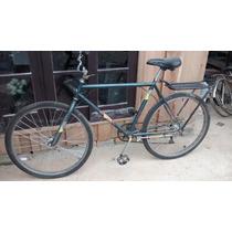 Bicicleta Antiga Cruiser Em Bom Estado