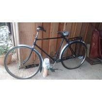 Bicicleta Bike Muito Antiga Masculina Inglesa