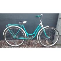 Bicicleta Sueca Antiga Anos 50