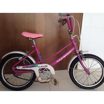 Bicicleta Caloi Cecizinha De Criança - Antiga