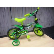 Bicicleta Infantil Aro 12 -barbie , Ben 10 , Carrossel ,etcs