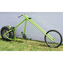 Projeto Bicicleta Chopper - Frete Grátis