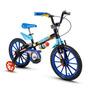 Bicicleta Infantil Nathor Aro 16 Tech Boys