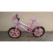Bicicleta Infantil Aro 16 Rosa