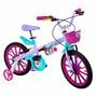 Bicicleta Infantil Frozen Aro 16 # Dia Das Crianças!