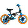 Bicicleta Aro 12 Caloi Hot Wheels