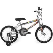 Bicicleta Bmx Aro 16 Freestyle - Cromada