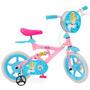 Bicicleta X- Bike Aro 12 - Cinderela - Bandeirante