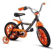 Bicicletas Infantil Alumínio Nathor Aro14 Firstpro Masculina