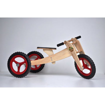 Woodbike - Bicicleta Infantil - Balance Bike