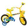 Bike Bob Esponja Aro 12 Bicicleta Infantil - Multibrink