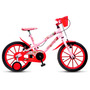 Bicicleta Infantil Colli Aro 16 Mtb Colli 103/20 Moranguinho