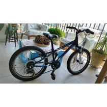 Bike Trek Infantil - Boy Mt60 Aro 20 (usada)