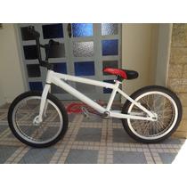 Bike Alfameq Aro 20 Quadro Alumínio Rodas Calypso Pro X Gts