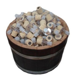 Bico Dosador De Cortiça - 19 X 20 X 17 / Acessório/ Rolha