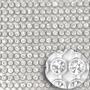 Manta De Strass Cristal Legitima 45 Cm X 1,20 Metros