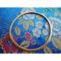 Sofisticada,bela Gargantilha Vintage Banho Ouro,itália,déc80
