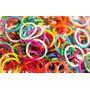 Rainbow Loom - Pulseira Elástico - Borracha 2.100 Borrachas