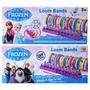 Kit Frozen Para Pulseiras Rainbow Loom Acessórios