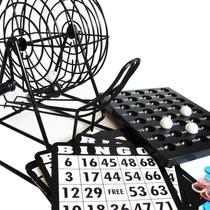 Jogo De Bingo Em Ferro - Muito Legal -