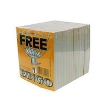 1.500 Cartelas Para Bingo Melhor Preço Do Mercado Livre