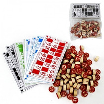 Jogo Bingo Mad C/cartelas Gubly-