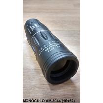 Telescópio Luneta Monocular Alta Visibilidade 16x52 Am-3044