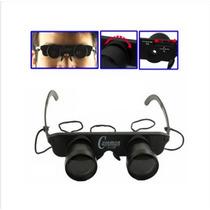 Binóculos De Brinquedo Com 3 Óculos 3x28mm