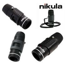 Monóculo Nikula Golfscope 700%7x18 Binoculo/luneta + Gt