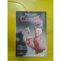 Carmen Miranda - Ruy Castro